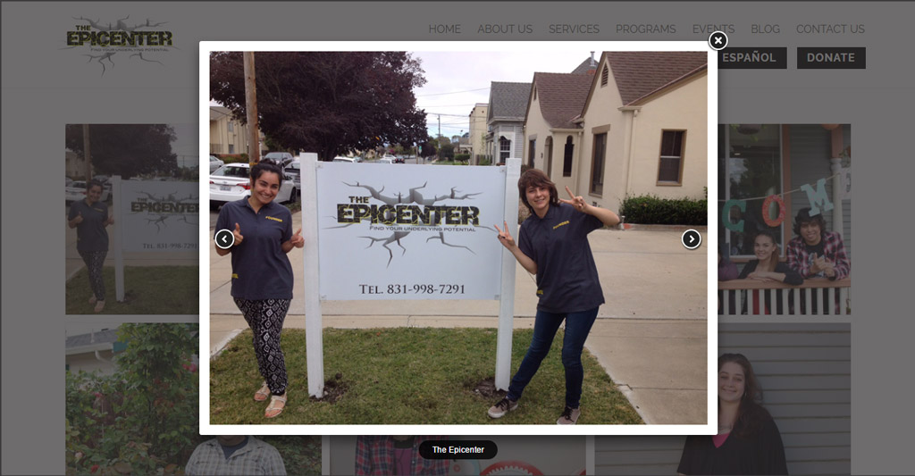 The Epicenter Monterey Photo Gallery